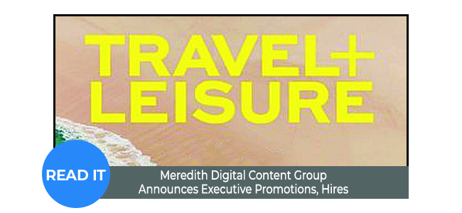 Meredith Digital Content Group Announces Executive Promotions, Hires